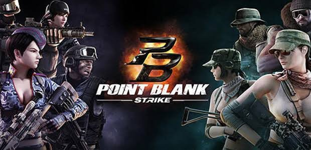 Cara Memainkan Game Point Blank