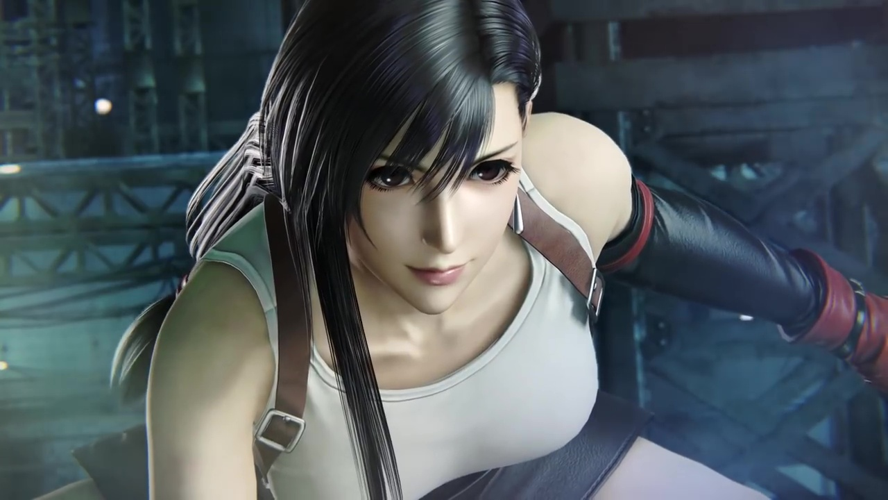 tifa lockhart dissidia final fantasy
