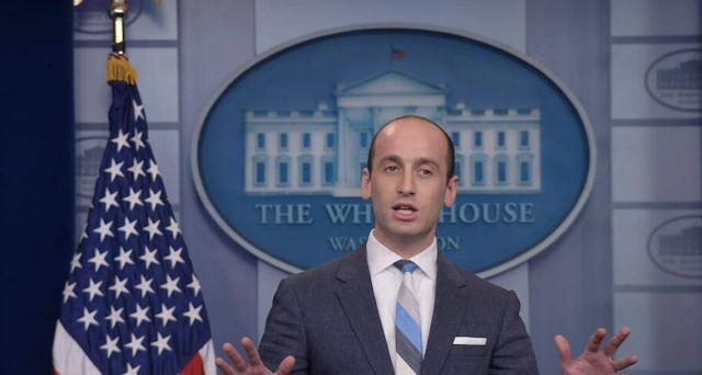 GOP negotiators say Trump aide Stephen Miller is standing in the way of an immigration deal