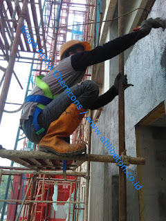 waterproofing coating mencegah kebocoran