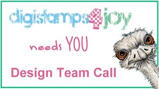 Design team call at Digistamps4Joy