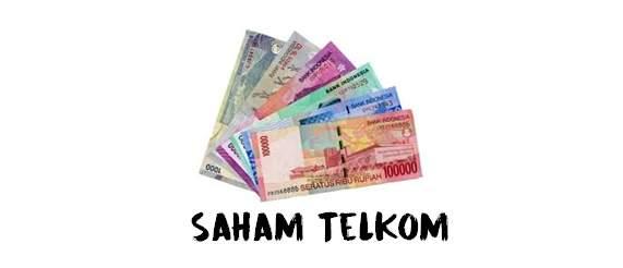Saham Telkom Indonesia