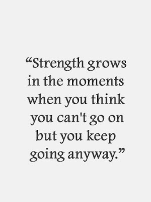 Quotes About Gaining Strength