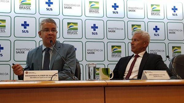 Autoridades confirman ocho casos de coronavirus en Brasil