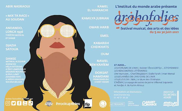 programmation danse au festival Arabofolies
