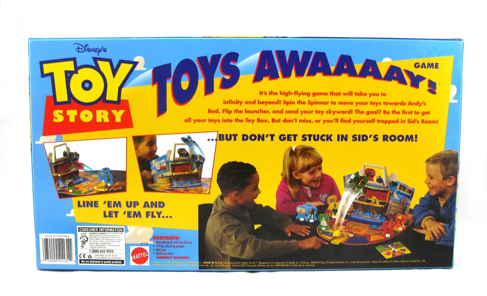 Toys Board Game 7
