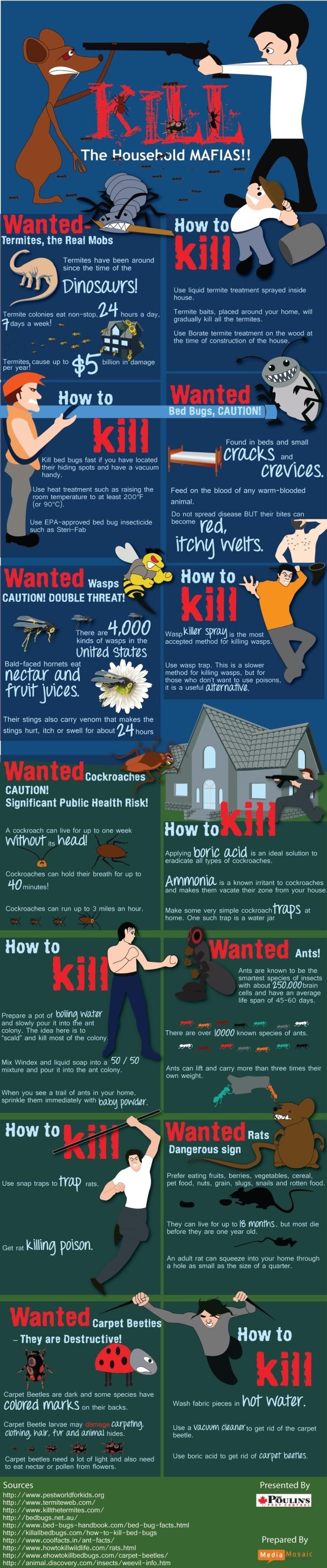 Kill-The-Household-Mafias #Infographic
