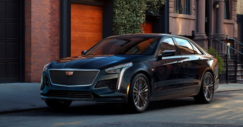 2021 Cadillac CT6 V Sport Price, Release Date And Engine ...