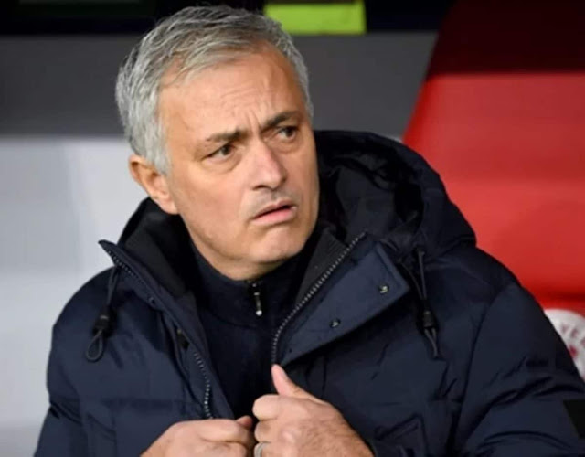 COVID-19: Mourinho gives verdict on Premier League season