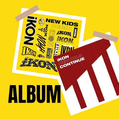 iKON Albums (2015 - 2021)