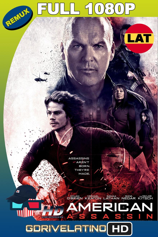 Asesino: Misión Venganza (2017) BDRemux 1080p Latino-Ingles MKV