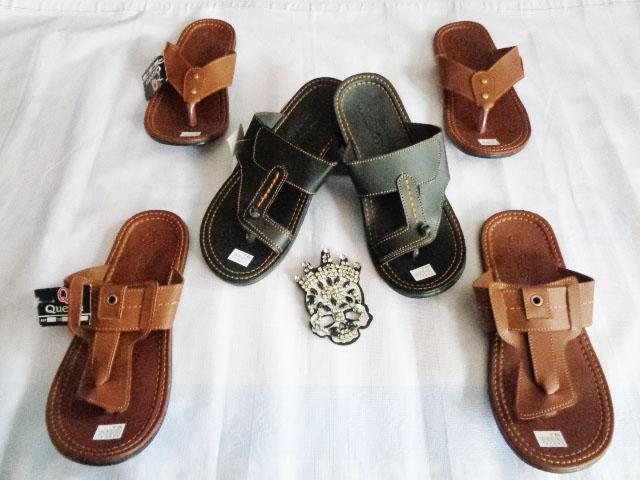 model Sandal CIPACUNG TASIK Queen PRIA japit