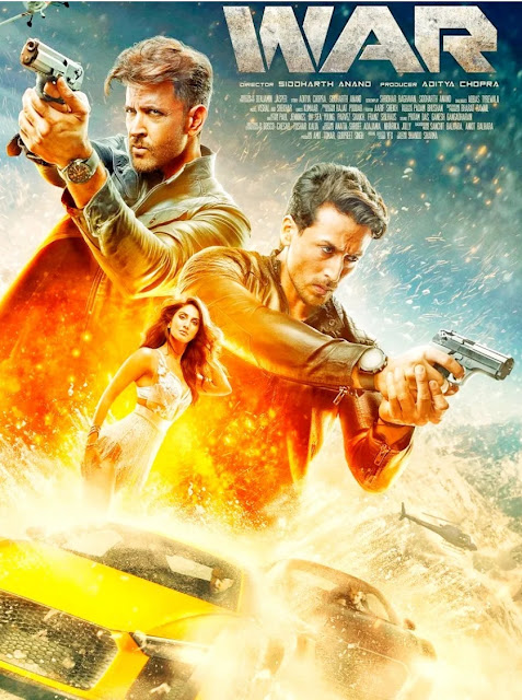 war 2019, war movie cast, war movie 2019, war trailer, war movie budget, war movie budget 2019, war hindi movie budget, war movie release date,
