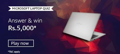 Microsoft Laptop Pcs Quiz Answers