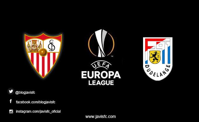 Previa Sevilla FC - Dudelange