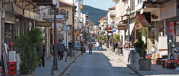 Ιωάννινα:Αλλάζει ο τρόπος αποκομιδής στα καταστήματα του ιστορικού κέντρου