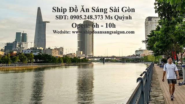 Ship Đồ Ăn Sáng Sài Gòn - SĐT: 0905.248.373 Ms Quỳnh