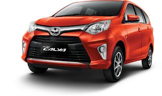 Toyota Calya Bandung