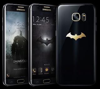 Samsung S7 Injustice Edition