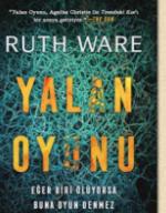 Yalan Oyunu Ruth Ware - PDF