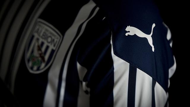 قميص ويست بروميتش الجديد 2021/2020