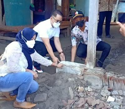Program Bedah Rumah, PT Imza Rizky Jaya Bangun 200 RTLH