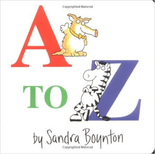 a to z alphabet book