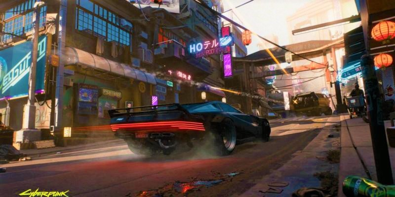 New vehicles in Cyberpunk 2077 gets revved up in its new vehicles trailer | Times of Games