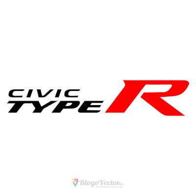 Honda Civic Type R Logo Vector