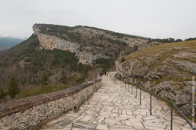 Ojo Guareña turismo Burgos paisajes Castilla y leon turismo
