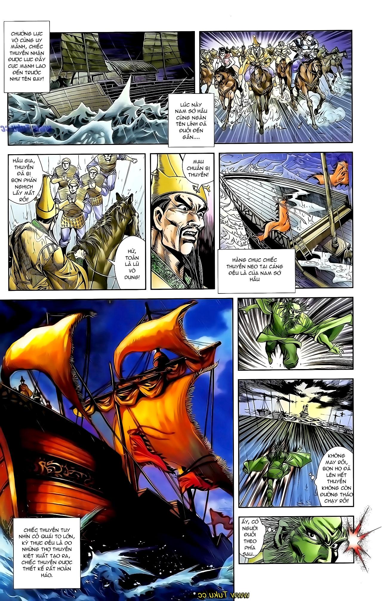 Cơ Phát Khai Chu Bản chapter 128 trang 25