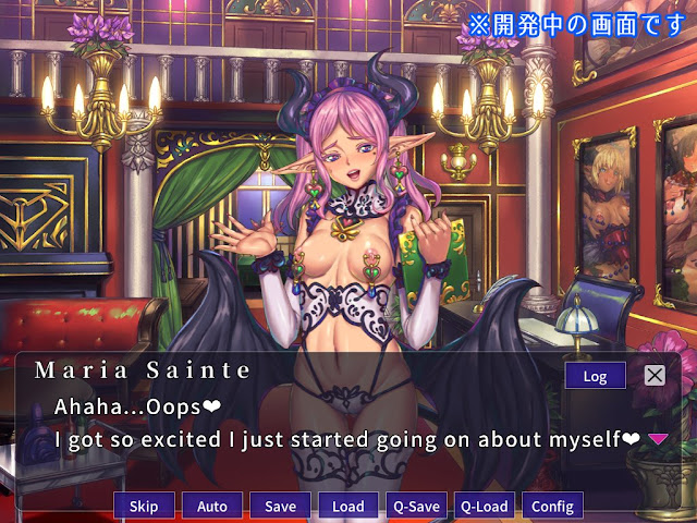 Manor of Mystic Courtesans saldrá en Steam
