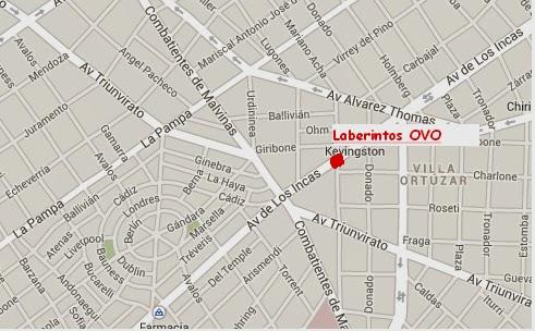 Laberintos: Orientación Vocacional-Ocupacional en CABA y