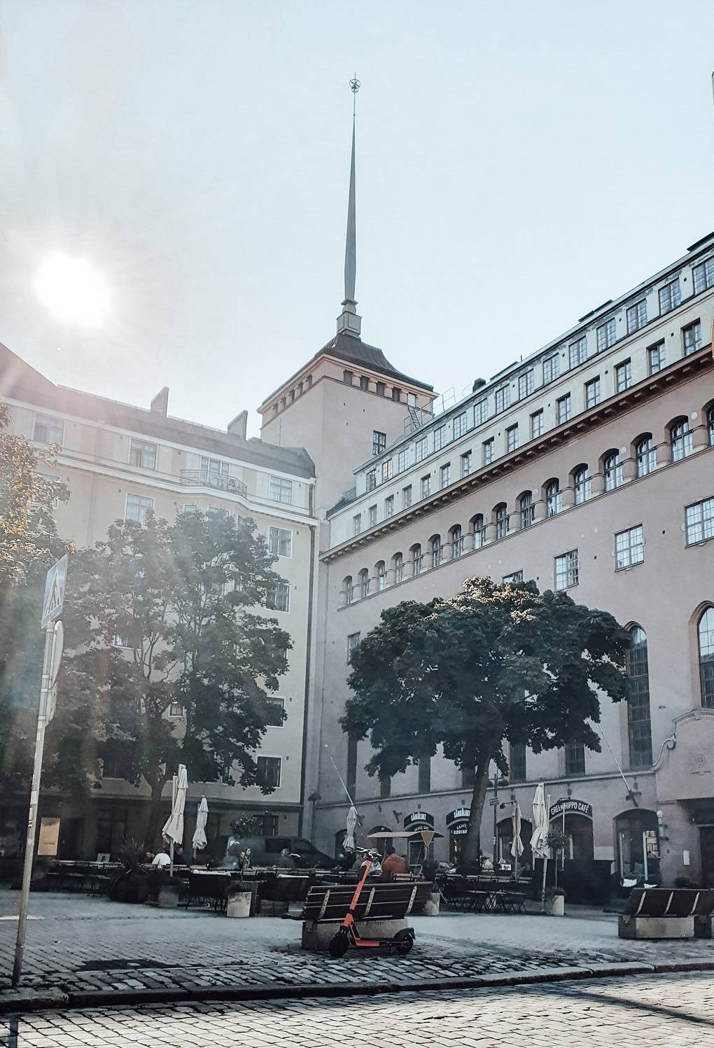 My top 5 districts in Helsinki to spot Art Nouveau / Jugend style architecture 5/5 punavuori fredantori fredrikinkatu elisabeth rundlöf