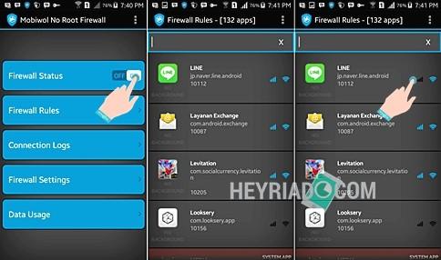 Cara Memblokir Aplikasi Android Agar Tidak Bisa Internet