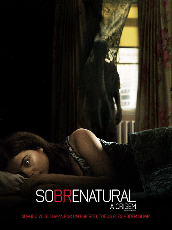Sobrenatural: A Origem Torrent - Blu-ray Rip 720p e 1080p Dublado (2015)