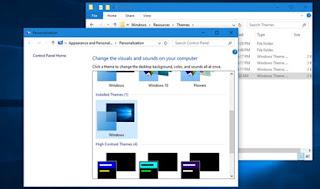 Cara Mudah Memperoleh Kembali Warna Title Bar di Windows 10