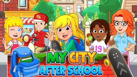 My City: After School Apk Free on Android Game Download