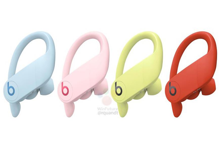 Powerbeats Pro 春夏新色搶先看!高機能運動耳機