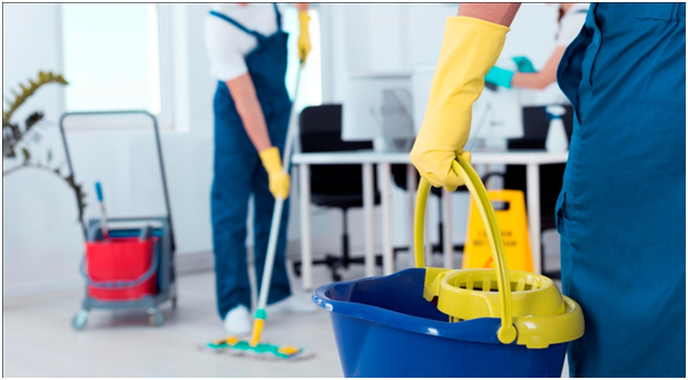 Six ways you can clean your home like a professional cleaner