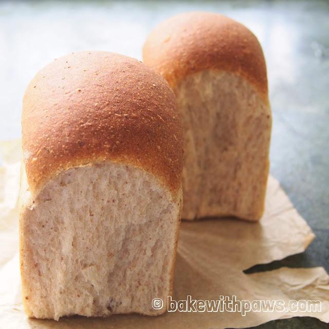 Multigrain Soft Sourdough Bread