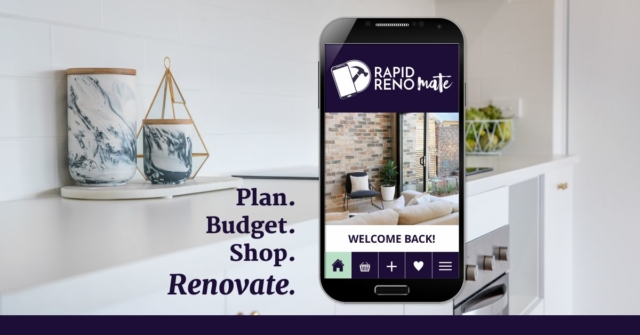 Rapid Reno Mate home design app