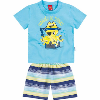Revenda de moda infantil