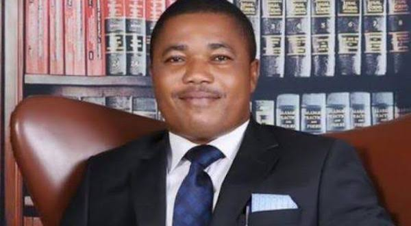 Nnamdi Kanu's lawyer yells out once more, saying,