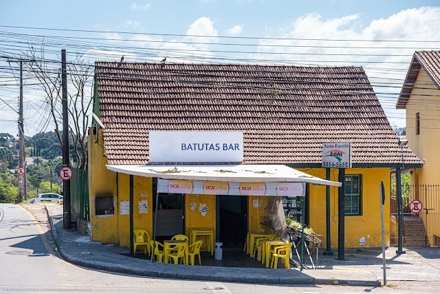 Um bar na Flávio Dallegrave