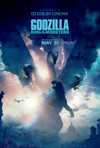 Godzilla: King Of The Monsters (Web-DL 1080p Dual Latino / Ingles) (2019)