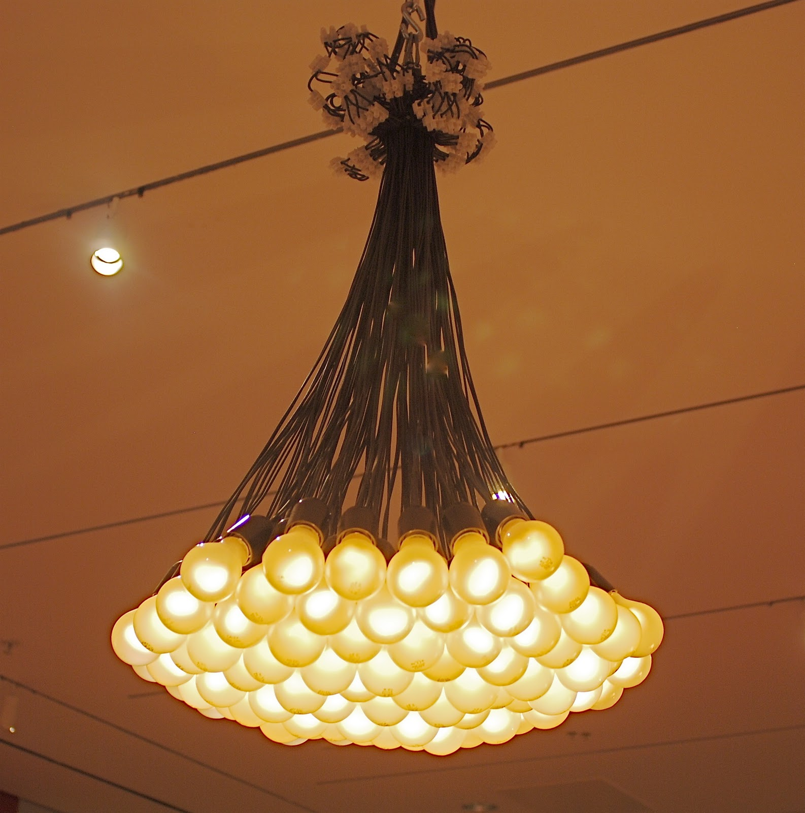 Nyc nyc 85 lamps lighting fixture by rody graumans