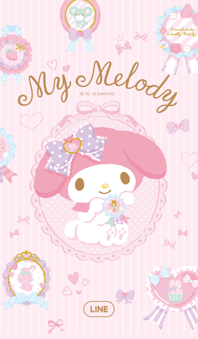 My Melody: Rosette