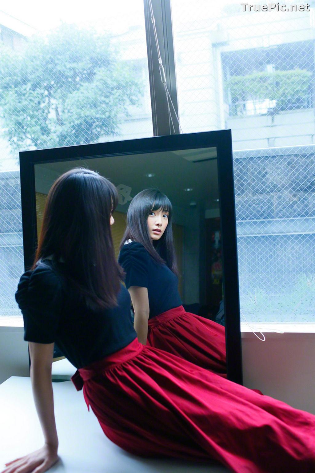 Image Wanibooks No.137 – Japanese Idol Singer and Actress – Erika Tonooka - TruePic.net - Picture-3