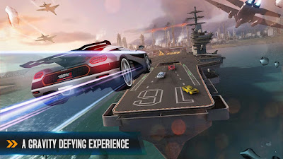 Asphalt 8 MOD APK 3.5.0j Unlimited money credits Offline